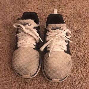 Well loved APL sneakers